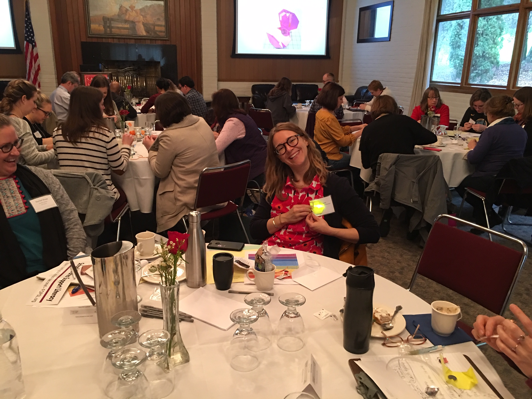 2019 High School Librarian Workshop