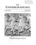 The Undergraduate 1999